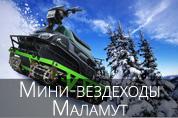 купить снегоболотоход Маламут